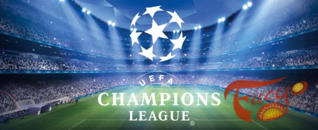 Logo Champions League - Tutti i diritti sono dei rispettivi proprietari